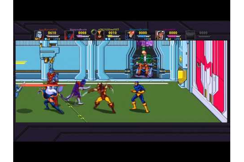 X-Men : Madness in Murderworld (Jeu Amiga) - Images ...