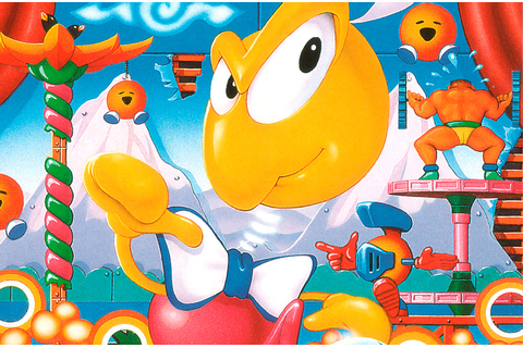 Dynamite Headdy is the new SEGA classic available on ...