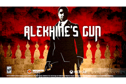 Alekhines Gun Free Download - Ocean Of Games