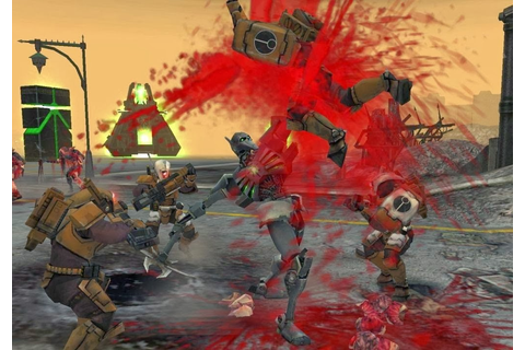 Dawn Of War Dark Crusade Free Download PC Game Full Version