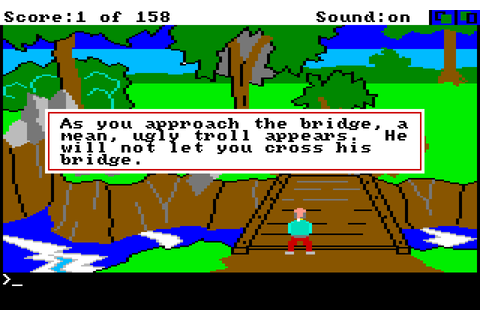 King's Quest I: Quest For The Crown - The Company ...