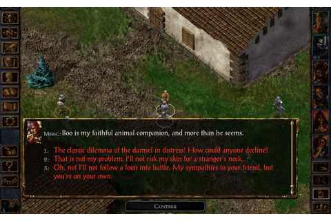 Download Baldur's Gate on PC with BlueStacks