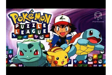 CGRundertow POKEMON PUZZLE LEAGUE for Nintendo 64 Video ...