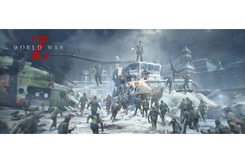 World War Z Video Game Coming Next Year - Dread Central