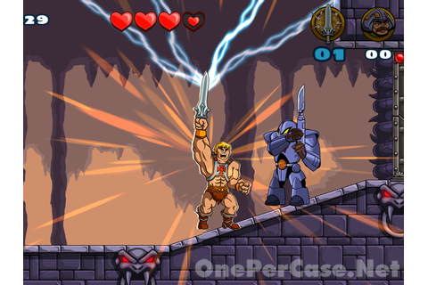 One Per Case: Review: He-Man – The Most Powerful Game in ...