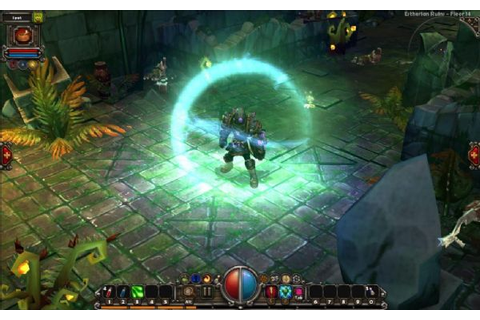 TORCHLIGHT THE NEW HACK'N'SLASH CREATED BY DIABLO ...