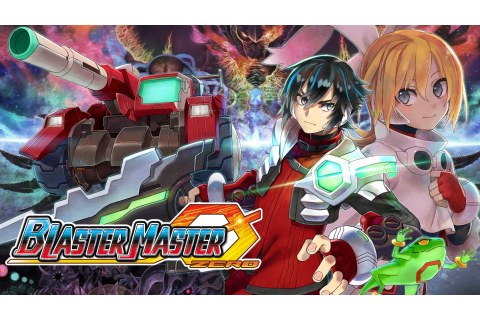 Review: Blaster Master -Zero- (Nintendo Switch) | GBAtemp ...