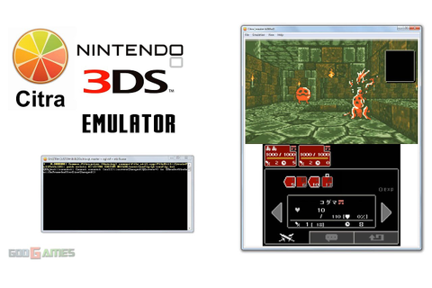 Citra 3DS Emulator - Labyrinth no Kanata / Beyond the ...