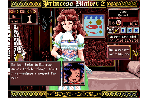 princessmaker2_15 – Hardcore Gaming 101