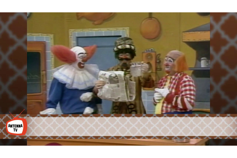 Bozo the Clown! - YouTube