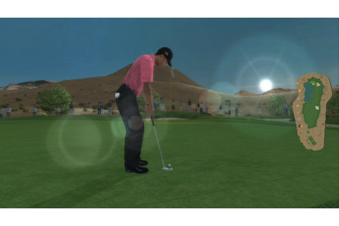 Tiger Woods PGA TOUR 07 Gameplay HD - YouTube