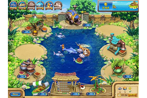 Farm Frenzy: Gone Fishing > iPad, iPhone, Android, Mac ...