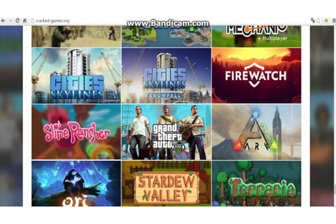 The best site for downloading full games PC (cracked-games ...