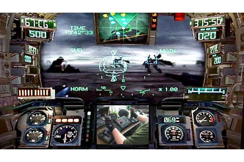 Steel Battalion HD Playthrough 03 - YouTube
