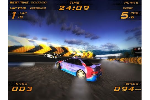 Ultra Nitro Racers - Free 3D Racing PC Game - YouTube