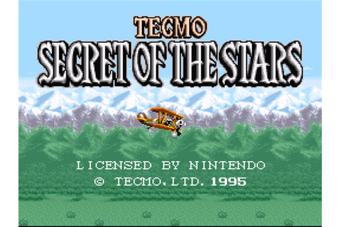 Tecmo Secret of the Stars Download Game | GameFabrique