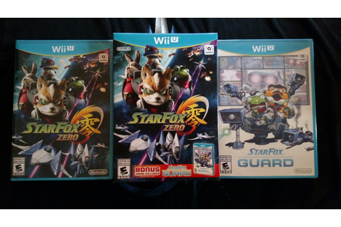 All gaming, all the time. • Star Fox Zero and Star Fox ...