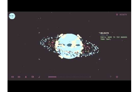 Planetarium by Daniel Linssen - YouTube