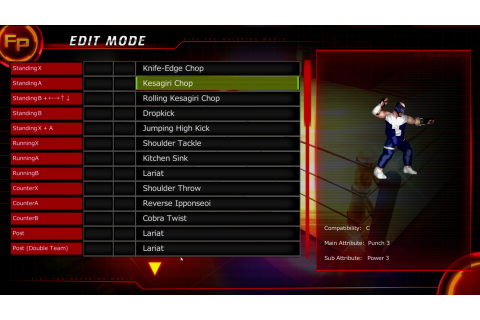 Fire Pro Wrestling World Announced for PlayStation 4 and ...