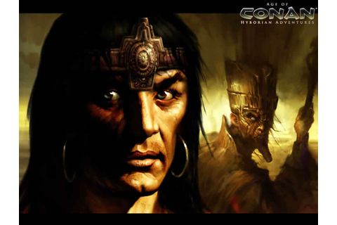 Age of Conan : Hyborian Adventures Review, Wallpaper Game ...