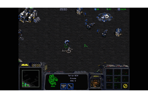 Play Classic StarCraft and Brood War expansion for free ...
