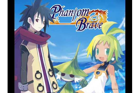 "Phantom Brave ""Game Breaker"" OST - YouTube"