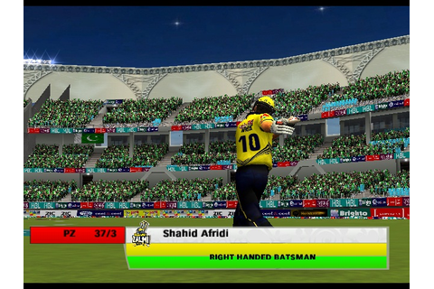 PSL PAKISTAN SUPER LEAGUE CRICKET GAME FREE DOWNLOAD