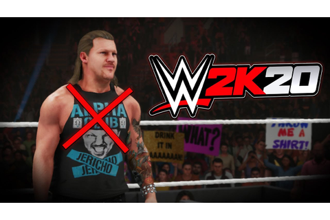 WWE 2K20 - Chris Jericho WILL BE REMOVED From The Game ...