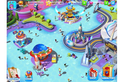 Disney Magic Kingdoms: Build Your Own Magical Park ...