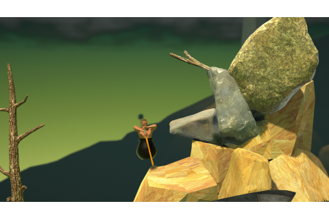 Getting Over It with Bennett Foddy – Foddy.net