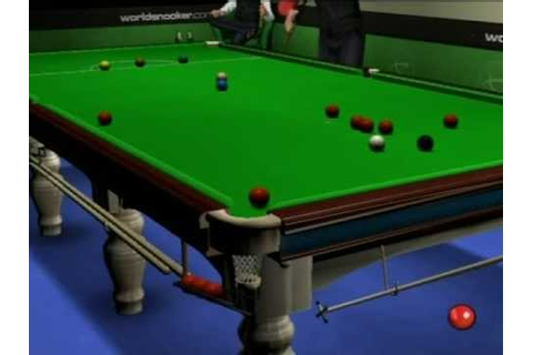 World Snooker Championship 2007 Review (PS2) - YouTube