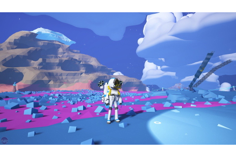Laid-back Space Exploration Adventure Game Astroneer ...