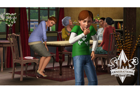 Amazon.com: The Sims 3: Generations [Mac Download]: Video ...