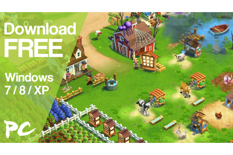 Download FarmVille 2 Country Escape for PC - YouTube