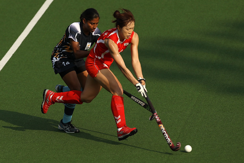 Ritu Rani in 16th Asian Games - Day 5: Hockey - Zimbio