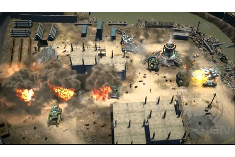 Command & Conquer Gameplay Demo - IGN Live - E3 2013 - YouTube
