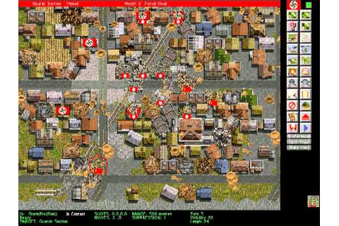 winSPWW2 Steel Panthers WW2 Generated Campaign Battle 1 ...