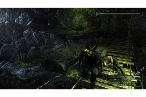Tom Clancy's Splinter Cell: Chaos Theory (Thuyết hỗn mang ...