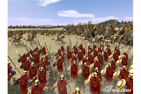 Rome 2: Total War Officially Announced -- 2013 GOTY - page ...
