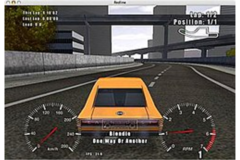 Redline (video game) - Wikipedia
