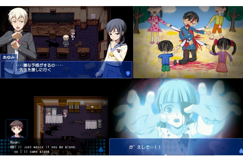 CONTACT :: Corpse Party full game free pc, download, play ...