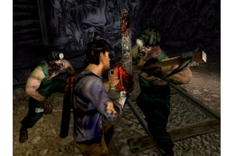 Evil Dead Regeneration - XB - Review - GameZone