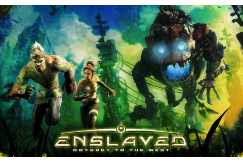 Bargain Bin Review Enslaved: Odessey to the West | Team ...