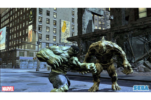 The Incredible Hulk Download PC Game Free - MarkofGames