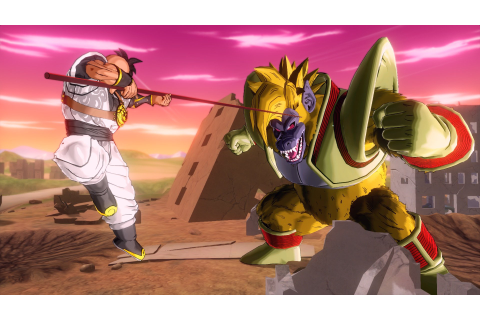 Dragon Ball XenoVerse (PS3 / PlayStation 3) Game Profile ...