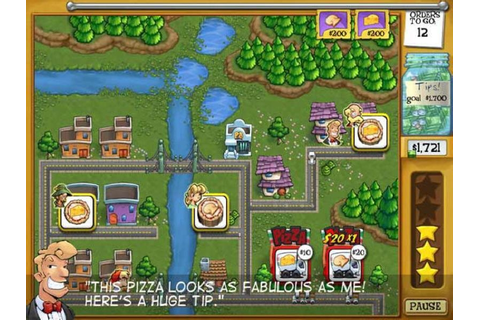 Download Game Pizza Frenzy Full Crack