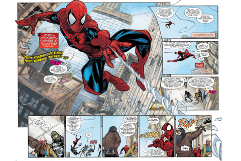 Peter Parker, the spectacular Spider-Man #1, preview ...