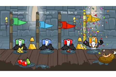 Castle Crashers update increases frame rate, texture sizes ...