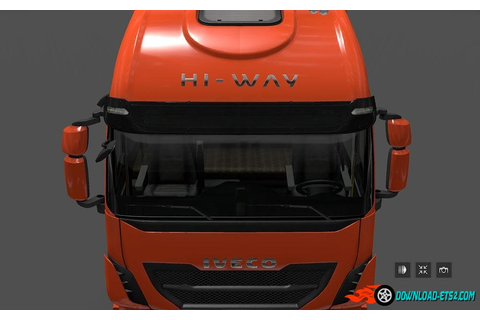 Iveco Hi-Way Clean Sunshield » ETS2 mods | Euro Truck ...