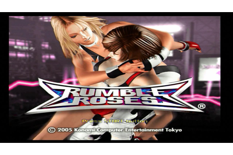 Rumble Roses (PS2) - [zalkoholizowana] recenzja - YouTube
